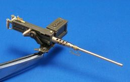 0,5inch Browning M2 barrel 1/35