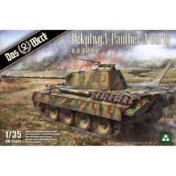 PzKpfw.V Panther A Early 1/35