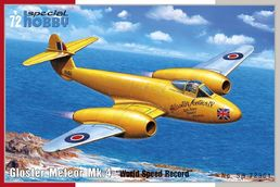 "Gloster Meteor Mk.4 ""World Speed Record"" 1/72"