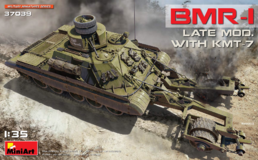BMR-1 late model with KMT-7 1/35