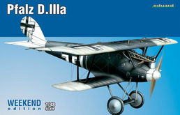 Pfalz D. IIIa WEEKEND 1/48