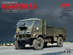 Ford WOT-6 British truck WW2 1/35