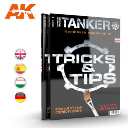 "AK 4838 TANKER 10 Special Edition ""Tricks & Tips"" - English"