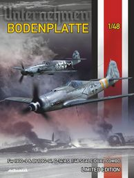 BODENPLATTE - FW 190D-9 & Bf 109G-14 (G-14/AS) DUAL COMBO 1/48
