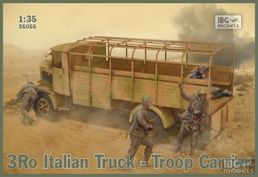 Lancia 3Ro Italian Truck Troop Carrier 1/35