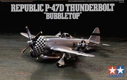 P-47D THUNDERBOLT BUBBLETOP 1/72
