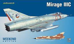 Dassault Mirage IIIC France WEEKEND 1/48