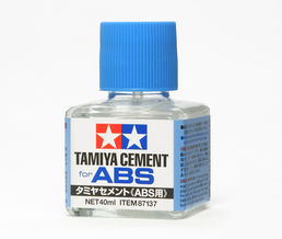 ABS cement - muoviliima 40ml