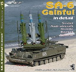 SA-6 Gainful (SAM-6) in detail
